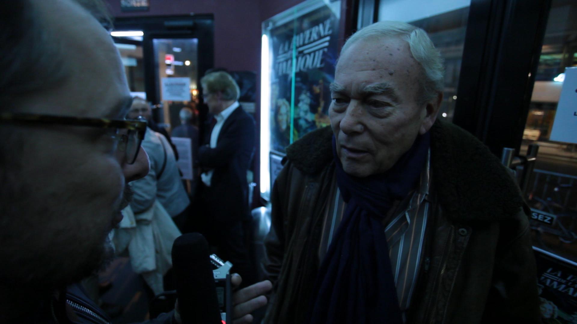 Soirée Midi-Minuit Fantastique, le 21 octobre, au Champo avec Yves Boisset