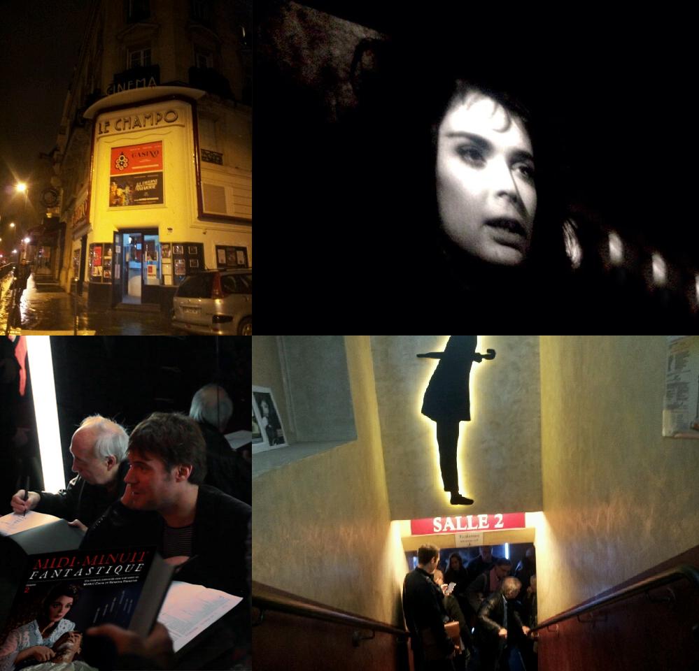 Soirée Midi-Minuit Fantastique, le 21 octobre, au Champo avec Nicolas Stanzick et Jean-Claude Romer